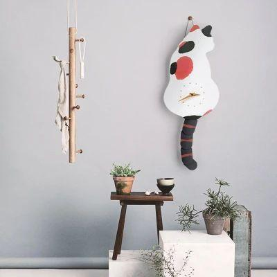 3D Cute Cat Wall Clock (Limited Time 40% OFF)