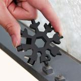 18-in-1 Snowflake Multi-Tool