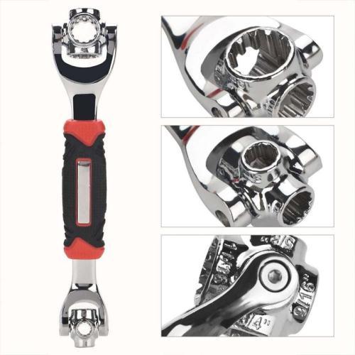 48-In-1 Multipurpose Bolt Wrench