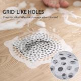 Disposable Filter Floor Drain Sticker