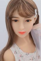 AXB Doll ラブドール120cm バスト平ら #125 TPE製