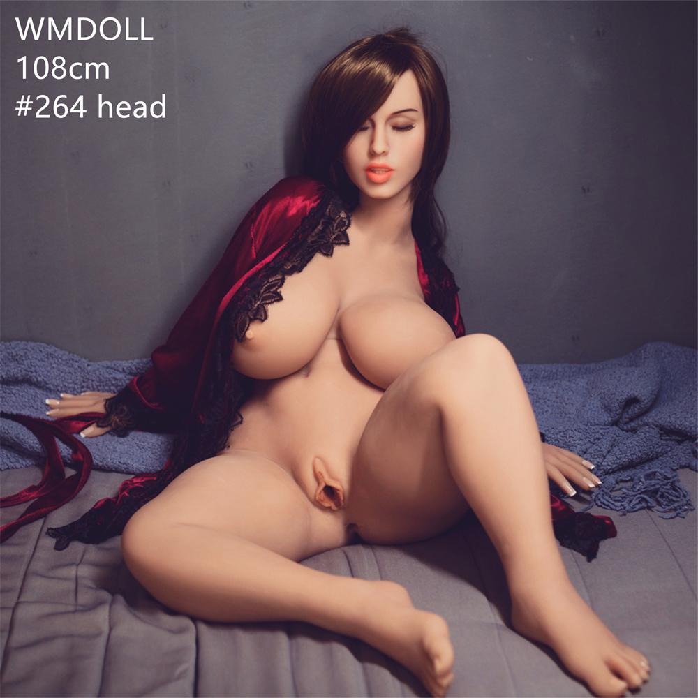 WM Doll ラブドール 108cm L-cup #264 欧米仕様 TPE製