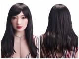 Sino Doll ラブドール 160cm Eカップ #40 蝋人形メイク選択可能 フルシリコン製