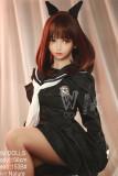 WM Doll TPE製ラブドール 156cm B-cup #153B
