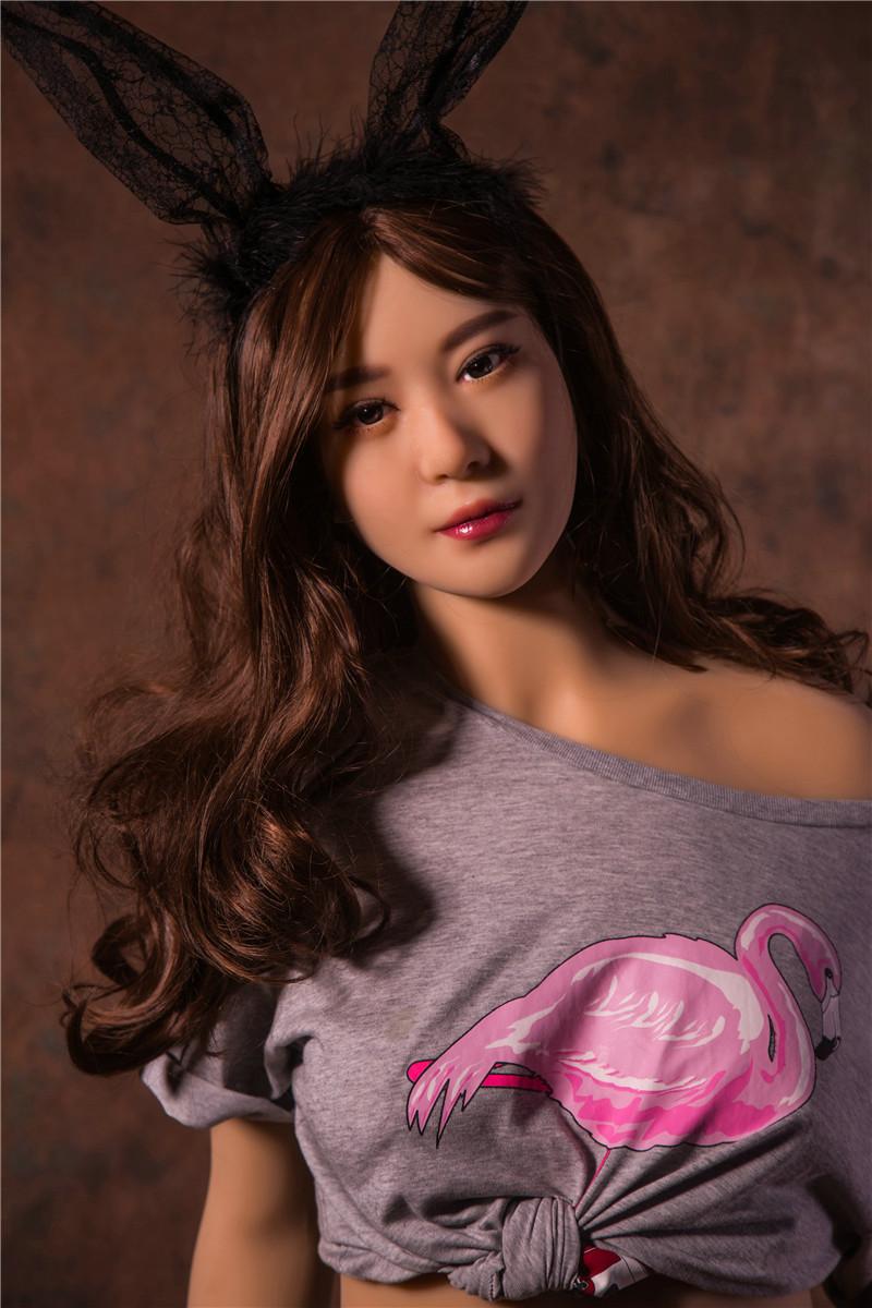 【韓国女優彩濱】Qita Doll TPE製ラブドール 160m Bカップ