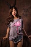 Qita Doll TPE製ラブドール 160m Bカップ #58 韓国女優彩彬