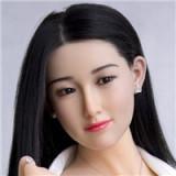MZR Doll ラブドール 138cm 雪乃 軟性シリコンヘッド シリコン製頭部+TPEボディ