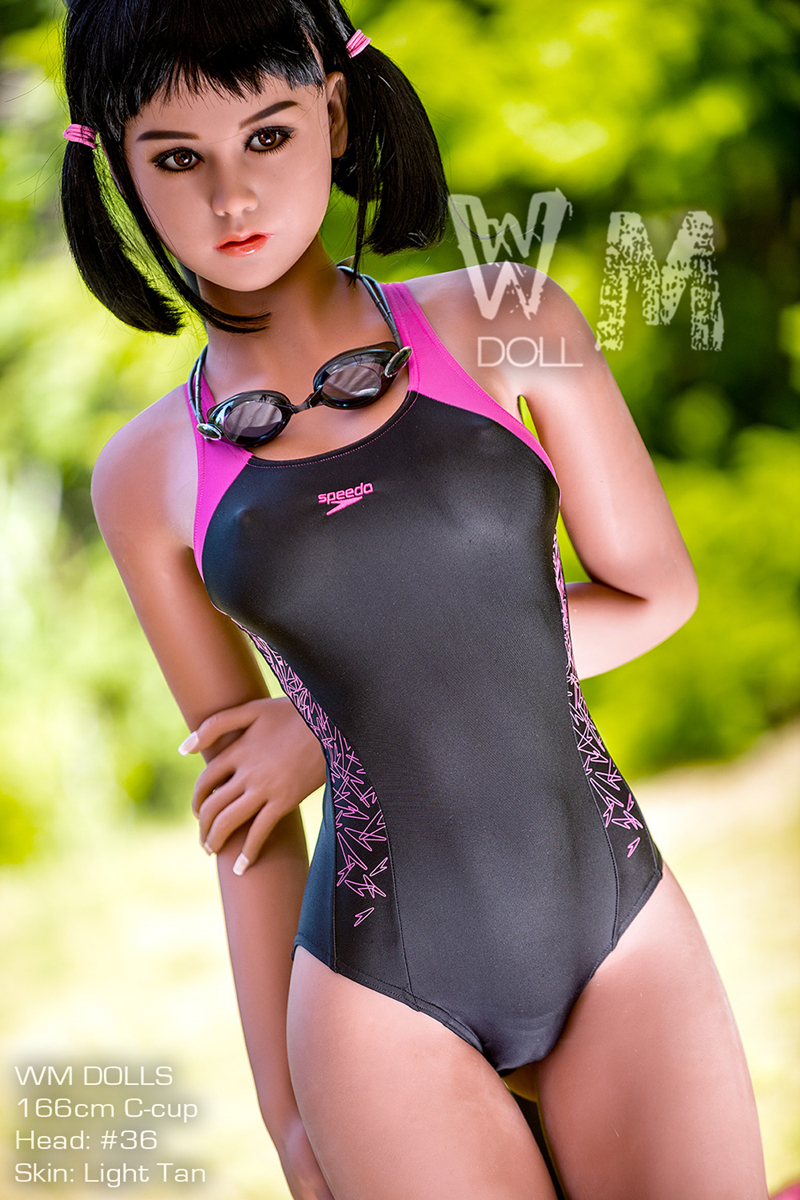 WM Doll ラブドール 166cm Cup #36 TPE製