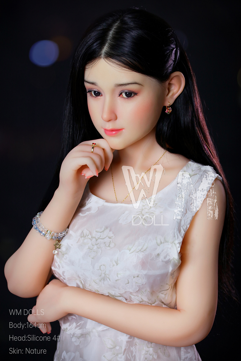 WM Doll ラブドール 164cm D-Cup シリコンヘッド #4 TPEボディ