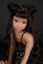 AXB Doll ラブドール 120cm #46 Momoちゃん バスト平ら TPE製