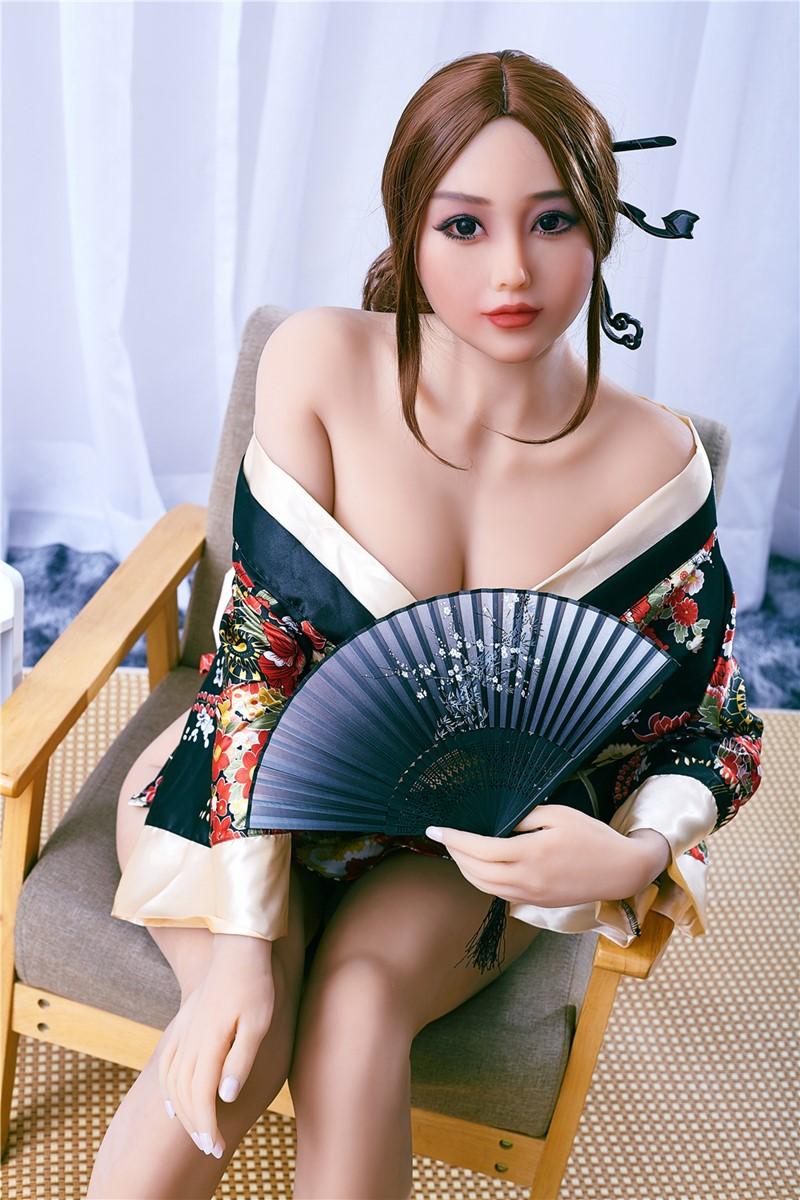 Irontech Doll ラブドール 159cm Eカップ Saya TPE製