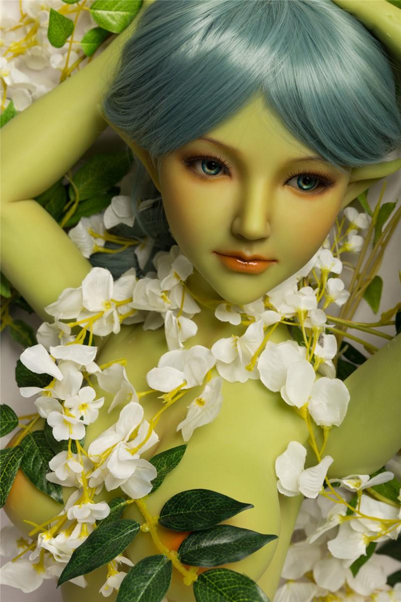 Copy Sanhui Doll ラブドール 118cm フルシリコン製