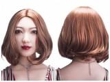 Sino Doll ラブドール 75cm Jカップ トルソー 腕無し #23ヘッド フルシリコン製