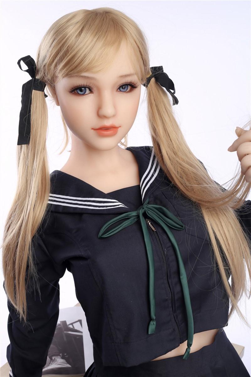 Sanhui Doll ラブドール 158cm Eカップ #8ヘッド お口の開閉可能 シリコン製