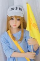 AXB Doll ラブドール 130cm バスト平ら #81 TPE製
