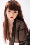 Sanhui Doll ラブドール トルソー 100cm Fカップ #8ヘッド 新骨格搭載 フルシリコン製