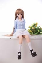 Mini Doll ミニドール ラブドール セックス可能 T2ヘッド 53cm身長 軽量化 約2㎏ 収納が便利(隠しやすい) 使いやすい 普段は鑑賞用 小さい