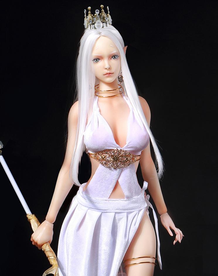 Mini Doll ミニドール 高級シリコン製 セックス可能 N11ヘッド 72cm 軽量化 3.5㎏ 収納が便利(隠しやすい) 使いやすい 普段は鑑賞用 小さいラブドール 女性素体 フィギュア cosplay