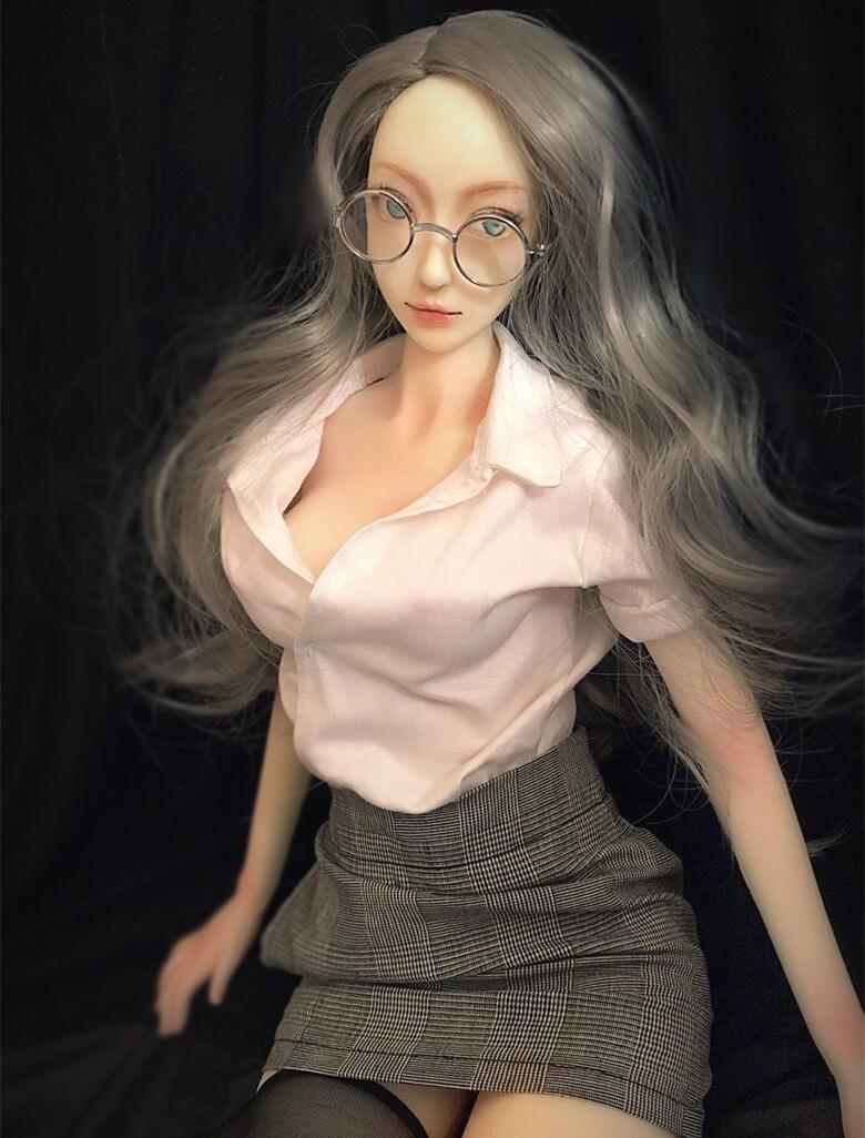 Mini Doll ミニドール 高級シリコン製 セックス可能 N10ヘッド 72cm 軽量化 3.5㎏ 収納が便利(隠しやすい) 使いやすい 普段は鑑賞用 小さいラブドール 女性素体 フィギュア cosplay