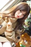 AV女優天使もえ監修ラブドール ヘッドRSメイク(Sino Doll工場製)162cm 高級版 フルシリコン材質