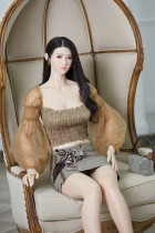 BB Doll ラブドール 160cm普通乳 #Iヘッド 血管&人肌模様など超リアルメイク無料 眉の植毛無料 フルシリコン製
