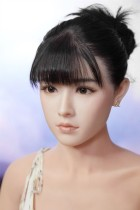 BB Doll ラブドール 165cm普通乳 #Aヘッド 血管&人肌模様など超リアルメイク無料 眉の植毛無料 フルシリコン製