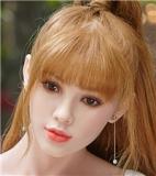 BB Doll 160cm ラブドール 普通乳 #Jヘッド 血管&人肌模様など超リアルメイク無料 眉の植毛無料 フルシリコン製