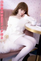 Top Sino Doll ラブドール 159cm T2 Milu RRSメイク選択可 フルシリコン製