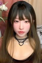 シリコン製頭部 Real Girl 天使もえヘッド ボディ&職人メイク選択可