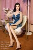 #5 165cm シリコンヘッド WM Doll ラブドール フルシリコン製