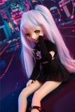 Mini Doll ミニドール セックス可能 43cm 普通乳シリコンボディ 53cm-75cm身長選択可能