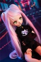 Mini Doll ミニドール セックス可能 40cm貧乳 シリコンボディ 53cm-75cm身長選択可能