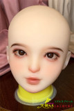 Real Girl アニメ系 ヘッド単品 A3#頭部のみ TPE材質 ボディ選択可
