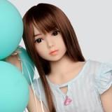 AXBDOLL 童顔人形 ロリラブドール 140cm バスト中 #84ヘッド TPE製