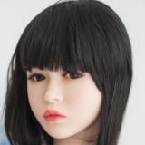 WM Doll ラブドール 138cm Mini #204ヘッド TPE製人形