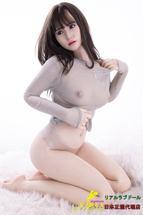 Top Sino工場製 天使もえヘッド 158cm Dカップ 女性モデル フルシリコン製ラブドール