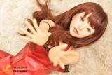 Real Girl 72cm 天使もえヘッド フィギュア人形 シリコン製ラブドール セックス可能 軽量化 3.5㎏ 収納が便利 各オプションは掲載画像と同じ