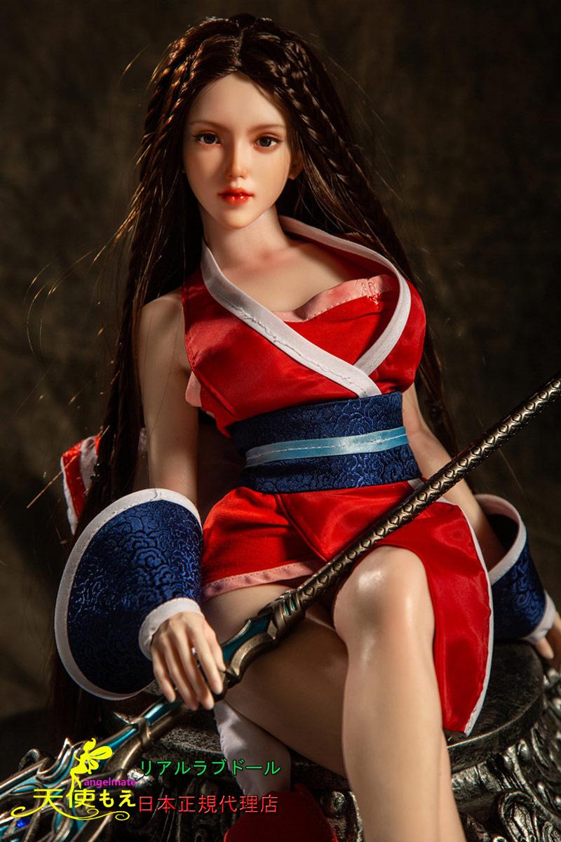 Qita Doll フィギュア人形 60cm シリコン製ラブドール セックス可能 軽量化 3.5㎏ 収納が便利(隠しやすい)各オプションは掲載画像と同じ