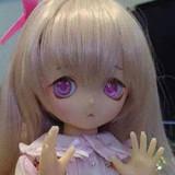 Mini Doll ミニドール 60cm 巨乳 BJDドール ボディ選択可