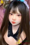 Real Girl ヘッド単品 tpe製 B1ヘッド 125-140CM身長適用 職人メイク選択可