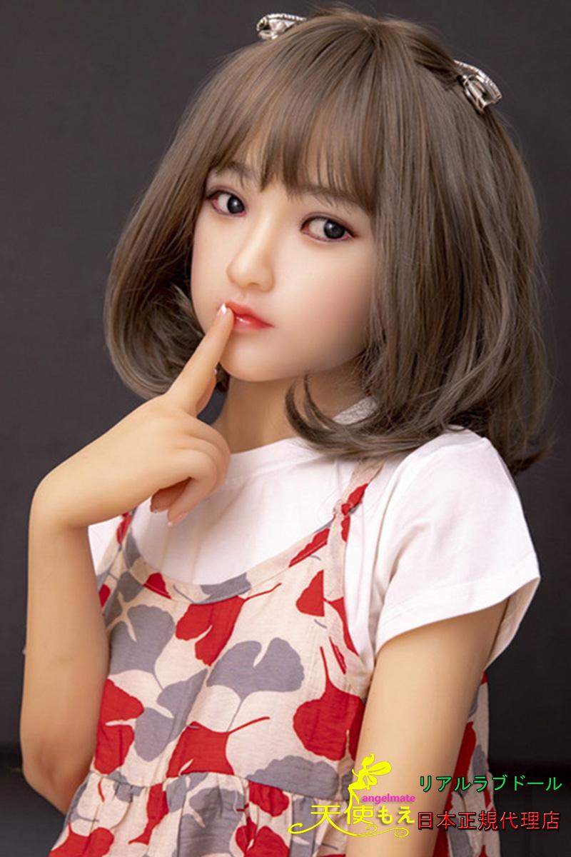 MyLoliWaifu ロリ系人形 ラブドール  138cmAA バスト平 陽葵Haruki シリコンヘッド+TPEボディ