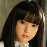MyLoliWaifu ラブドール 138cm Bカップ 莉央Rio シリコンヘッド+TPEボディ ロリ系人形