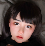 ロリドール MyLoliWaifu ラブドール 126cmAA バスト平 莉子Riko (瞑り目) シリコンヘッド+TPEボディ
