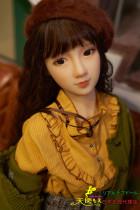 ロリ系ラブドール AXB Doll TPE人形 130cm バスト大 A130ヘッド リアルドール