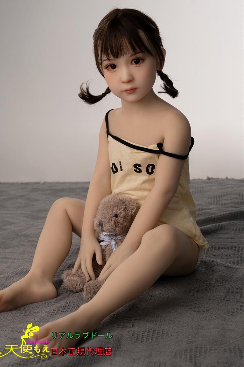 ロリ系人形 AXBDOLL TPE製ラブドール 110cm バスト平 #A148ヘッド ボディリアルメイク選択可