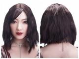 ラブドール True Idols AV女優 山岸逢花&Sino Dollコラボ製品 162cm Eカップ フルシリコン製