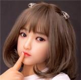 ロリ系人形 MyLoliWaifu ラブドール 126cmAA バスト平 Julie シリコンヘッド+TPEボディ