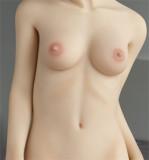 Jiusheng Doll ラブドール 150cm Dカップ #4ヘッド シリコン製頭部+TPEボディ