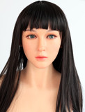 ラブドール Jiusheng Doll 162cm Dカップ #29ヘッド シリコン製頭部+TPEボディ