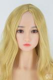 ロリ系人形 ラブドール MyLoliWaifu 138cmAA バスト平 玲奈Rena シリコンヘッド+TPEボディ